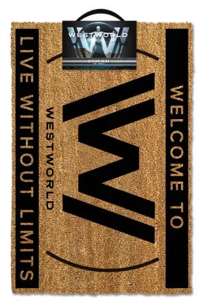 Westworld, Live Without Limits Fußmatte