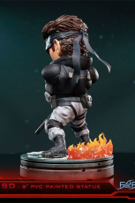 First4Figures - Metal Gear Solid (SD Solid Snake) 20cm PVC Figure