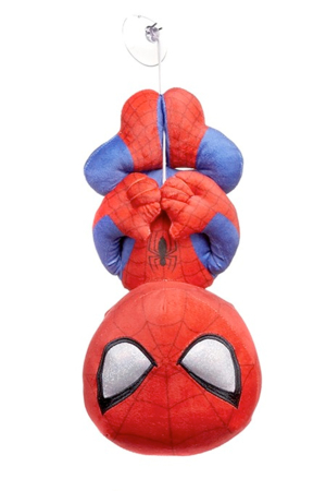 Marvel, Spiderman Plüschfigur 30 cm, Rope