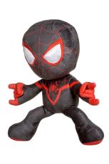 Marvel, Spiderman Plüschfigur 30 cm, Black