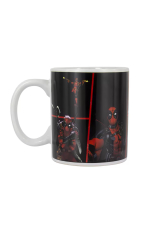 Marvel, Deadpool Heat Change Tasse