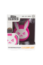 Overwatch, DVa Bunny Icon Light