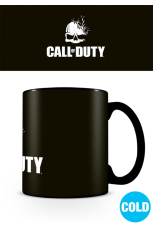 Call Of Duty, Evergreen Nuketown Heat Change Tasse