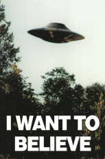 Akte X, I Want To Believe Maxi Poster
