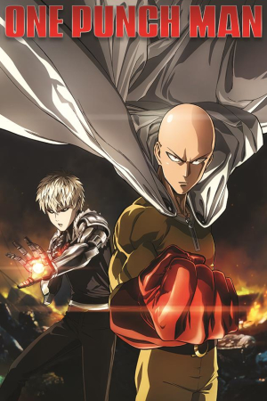 One Punch Man, Destruction Maxi Poster