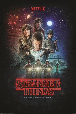 Netflix, Stranger Things (One Sheet) Maxi Poster