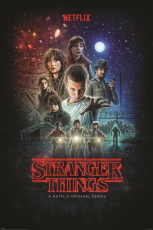 Netflix, Stranger Things (One Sheet) Maxi Poster