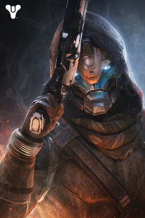 Destiny 2, Cayde-6 Maxi Poster