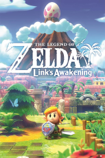 Nintendo, The Legend Of Zelda (Links Awakening) Maxi Poster