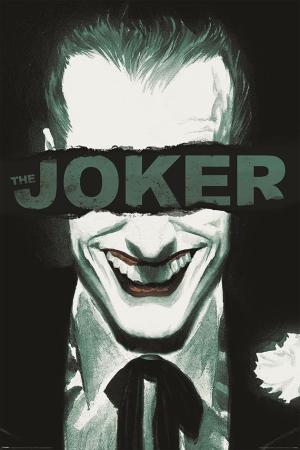 DC Comics, The Joker (Put On A Happy Face) Maxi Poster
