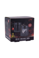 Es Thermo Effekt Tasse - It Pennywise Heat Change Mug