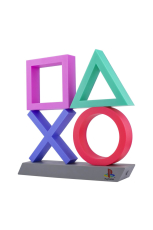 PlayStation Lampe - XL Buttons Icons Light