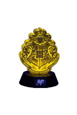 Harry Potter Lampe - Hogwarts Crest Icon Light