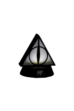 Harry Potter Lampe - Deathly Hallows Icon Light