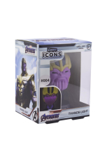 Marvels The Avengers Lampe - Thanos Icon Light
