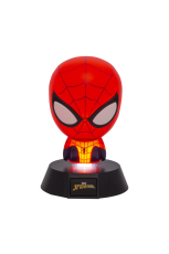 Marvel Comics Lampe - Spider-Man Icon Light