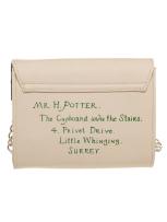 Harry Potter Clutch - Hogwarts Letter Schultertasche