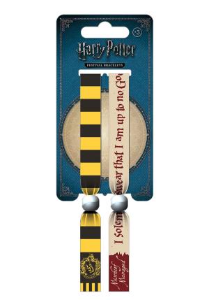Harry Potter Armband - Hufflepuff Festival Armband