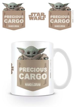 Star Wars: The Mandalorian Tasse - Precious Cargo Mug