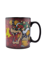 Nintendo, Bowser Heat Change XL Tasse/Mug