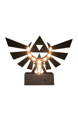 Nintendo, The Legend of Zelda Hyrule Crest Lampe/Light