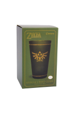 Nintendo, The Legend of Zelda Hyrule Crest Glass