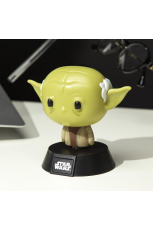 Star Wars, Yoda Icon Lampe/Light
