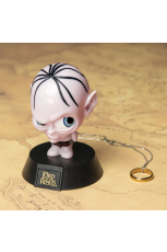 Herr der Ringe, Lord of Rings, Gollum Icon Lampe/Light
