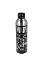 Marvel, Logo Flasche / Bottle 515ml STAINLESS STEEL