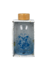 Harry Potter, Hogwarts Glasflasche / GLASS BOTTLE 620ml