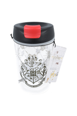 Harry Potter, Hogwarts Crest Dopellwandlige coffe 2 Go...