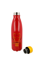 Iron Man, Stainless Stell Trinkflasche / Drinking Bottle780ml