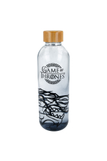 Game Of Thrones, Stark Glasflasche / GLASS...