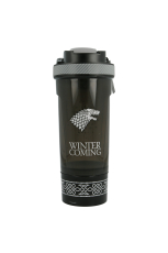 Game Of Thrones, Stark Shaker Flasche / Bottle 850ml
