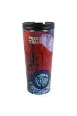 Pokemon, Poke Ball Coffe To Go Becher STAINLESS STEEL 425ml