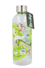 Rick & Morty, Hydro Flasche / BOTTLE 850ml