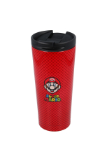 Nintendo, Super Mario Coffe To Go Becher STAINLESS STEEL...