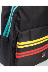 Playstation - Black Retro Logo Rucksack