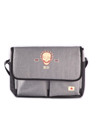 Sony - PlayStation Biker Office Bag With Puff Print