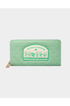 Nintendo - Animal Crossing - Zip Around Frauen Brieftasche