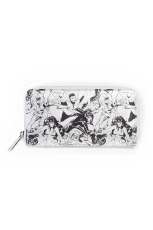 Marvel Comics - Girls Zip Around Brieftasche