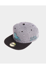 Rick & Morty - Cat Outer Space Snapback Cap
