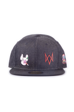 Watch Dogs: Legion - Denim Snapback Cap