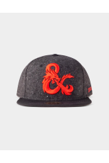 Dungeons & Dragons - Ampersand Snapback Cap