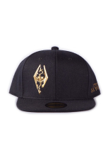 Skyrim - The Elder Scrolls - Dragon Snapback Cap