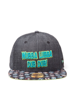 Rick And Morty - Wubba Lubba Snapback Cap