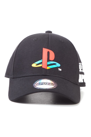 Sony - Playstation Curved Bill Cap
