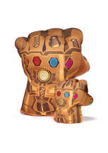 Marvel, Thanos Plüsch Handschuh XXL 58cm