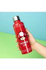 Nintendo, Super Mario Big Up Water Bottle / Trinkflasche