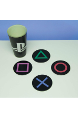 Playstation, Metal Coasters / Untersetzer